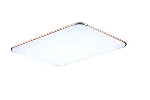 SAILUN 48W Kaltweiß/Warmweiß/Dimmbar Ultraslim LED Deckenleuchte ...