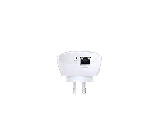 TP-Link AC750 Dualband WLAN Repeater RE200(433 Mbit/s(5GHz)+300 Mbit/s(2,4GHz), 1 Port, WPS, kompatibel mit allen WLAN Geräten) - 6