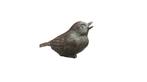 Bronze Vogel, Tierfigur, Vögel
