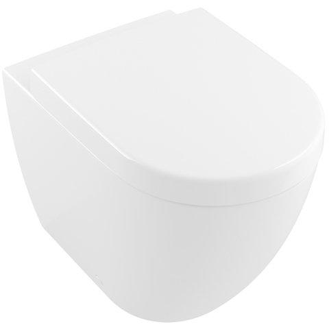 Preisvergleich Produktbild V&B Stand-WC SUBWAY 2.0 5602R001 t. 370x560mm spülrandl DirectFlush Weiss