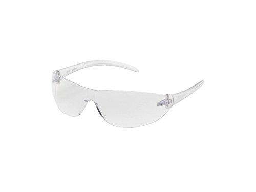 Unbekannt ASG Klare Luftschutzbrille Schutzbrille, transparent, One Size High-impact-holster