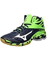 Mizuno Wave Lightning Z2Mid–Zapatillas Voleibol–EU 39–cm 25–UK 6