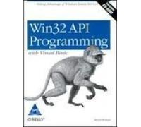 WIN32 API PROGRAMMING WITH VISUAL BASIC (B/CD-ROM) [Paperback]