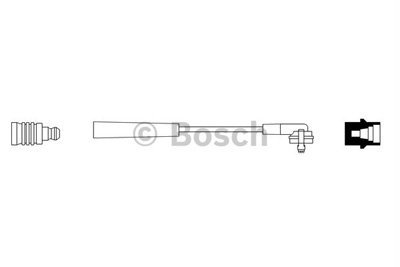Bosch 0986356103 H.T. Ignition Cable