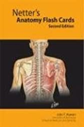 Netter's Anatomy Flash Cards: With STUDENT CONSULT Online Access (Netter Basic Science)