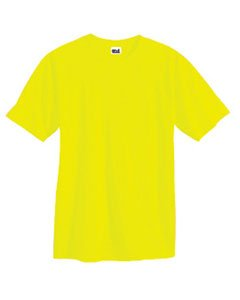Anvil 705B Youth Heavyweight Cotton T - Shirt With Tear Away Label, Size: Small, Color: Lemon Zest