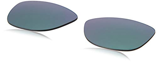 Oakley 102-797-007 Prizm Jade Iridium Repl. Objektiv Frogskin Sonnenbrillen Objektive