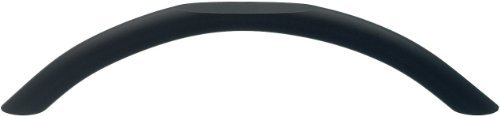 Top Knobs Cabinet Hardware M545 Top Knobs Pull In Flat Black Flat Black by Top Knobs -