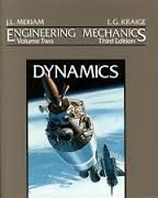 Engineering Mechanics: Dynamics : Si English Version by James L. Meriam