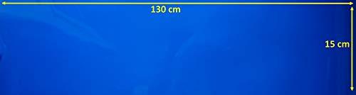 LAV RENOVAUTO Bandeau Pare Soleil Bleu 130 cm