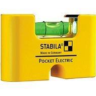 Preisvergleich Produktbild Stabila Elektronische Mini-Wasserwaage für die Hosentasche, 70x 18x 40mm