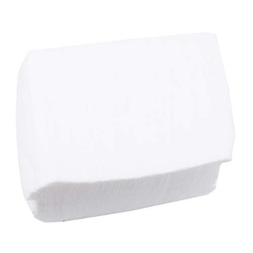 SEVENHOPE 100 Stücke Einweg Elektrostatische Staub Mop Papier Home Küche Bad Reinigungstuch