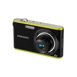 "Samsung PL PL90 Cámara compacta 12,4 MP 1/2.3"" CCD 4000 x 3000 Pixeles Negro, Verde - Cámara Digital (12,4 MP, 4000 x 3000 Pixeles, 1/2.3"", CCD, 4X, Negro, Verde)"
