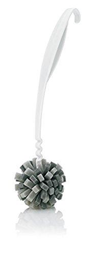 Alfi 0093010030 Kannenreiniger cleanFix, Speziell geformte Mircroschaunbürste für schonende, gründliche Reinigung von Isolierkannen, 30 cm