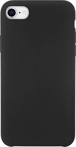 JT Berlin Liquid SilikonCase Schutzhülle Steglitz für das Apple iPhone 8 / 7 - schwarz [