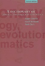 ogy, Evolution and Systematics (Oxford Paperback Reference) ()