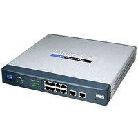 Linksys 10/100 8-PORT VPN Router RV082 EU