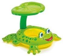 Intex Froggy Friend Shaded Baby Float Toy - 56584