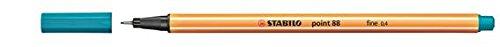 Fineliner Stabilo Point88 0,4 türkisblau