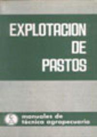 Explotación de pastos por G. Pearson