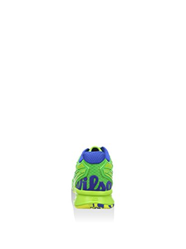 Scarpe Da Tennis Argilla Wilson Kaos Uomo Verde Chiaro / Blu