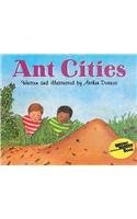 Ant Cities (Let's-Read-And-Find-Out Science: Stage 2 (Pb)) por Arthur Dorros