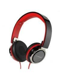 Vivanco SR 770 Negro, Rojo Circumaural Diadema auricular