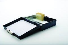 Slide box-foam-pink 25capacità