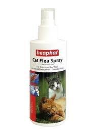 Beaphar Cat Flea Spray 150ml Pump Spray by Beaphar