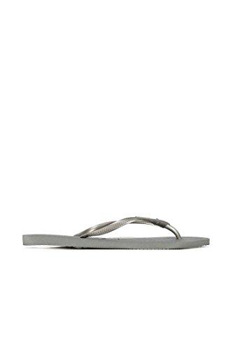 Havaianas Woman Glamour Sandal Steel Grey *