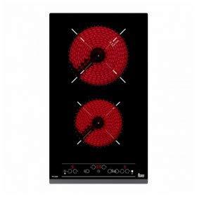 Teka TR 3220 Integrado Cerámico Negro - Placa Integrado