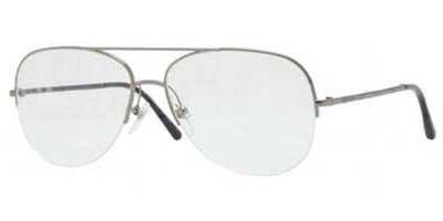Occhiali da vista per uomo Burberry BE1226 1003 - calibro 55 rHwLe