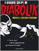 Portada del libro I Grandi Colpi Di Diabolik by Angela Giussani (1999-01-01)