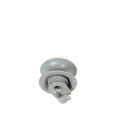 8x Korbrolle für Spülmaschine Oberkorb von BSH Bosch Siemens, Bauknecht, Whirlpool - Nr : 165313