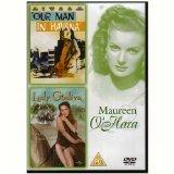 maureen-ohara-our-man-in-havana-lady-godiva-2-dvds-uk-import