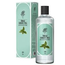 KOLONYA REBUL GREEN TEA EAU DE COLOGNE 270 ML, SPLASH LOTION (Cologne De Eau Splash)