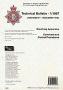Breathing Apparatus 1998 Amendment: Home Office Technical Bulletin