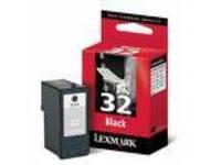 Lexmark N°32 Cartouche d'encre d'origine Noir