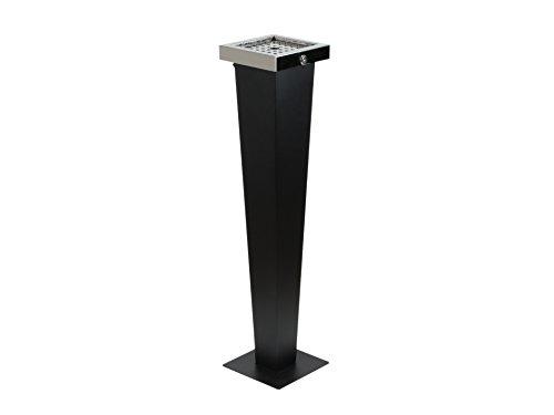 Designer Standaschenbecher - 3 in 1 - Abfalleimer & Pflanzen Podest - Draußen und Drinnen nutzbar