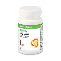 herbalife Afresh Energy Drink Mix - Elaichi - 50 gms  available at amazon for Rs.517