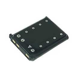 Batería de litio recargable compatible para cámara / videocámara digital para: FUJI NP 45, NP 45A, NP 45B, NP45, NP45A, NP45B, NP 45S, OLYMPUS Li 40B, Li 42B, Li40B, Li42B, L142B, L1 42B, PENTAX D Li63, DLi63, D L163, DL163