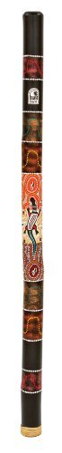 TOCA Bamboo Didgeridoo Gecko DIDG-PG