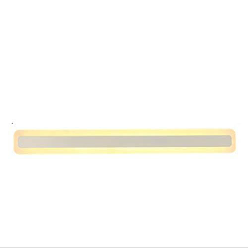 TYXHZL Cuarto De Baño Moderno Simple Espejo Vanidad Luz Frontal Luz LED...
