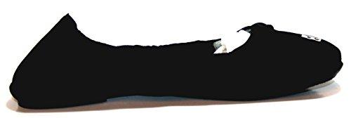 Richter Kinderschuhe 3510 11 Mädchen Ballerinas Schwarz (black 9900)
