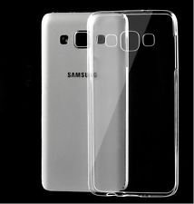 PRAVARA Premium Quality Transparent Silicone back cover case for SAMSUNG Galaxy A8  available at amazon for Rs.159