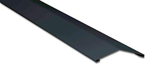 Farbe Anthrazitgrau Material Aluminium Trapezblech Dachblech Beschichtung 25 /µm Profil PA35//1035TR St/ärke 0,70 mm Profilblech