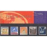 1995 Frieden &FREEDOM Stempel Geschenkbox.