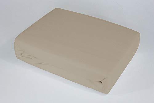 BFW Microfaser Kuschel Fleece Spannbettlaken Spannbetttuch Bettlaken Laken 100 x 200