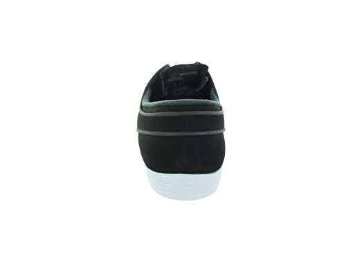 nike SB lunar custodia janoski da uomo ginnastica 654857 cover per scarpe nero - black/white/metallic