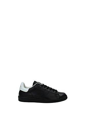 sneakers-isabel-marant-femme-cuir-noir-et-blanc-bk002515a029sblack-noir-35eu